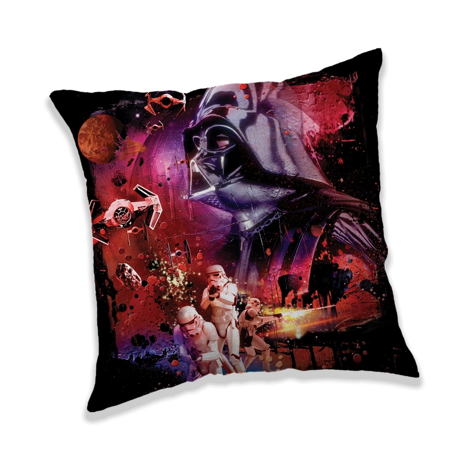 Jerry Fabrics Polštářek Star Wars 082, 40 x 40 cm