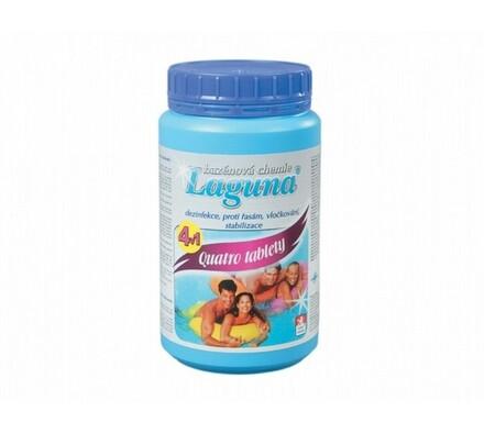 Tablety Laguna Quatro