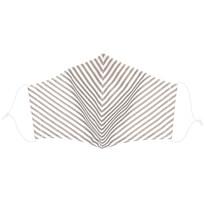 Bawełniana maseczka ochronna Stripe medium