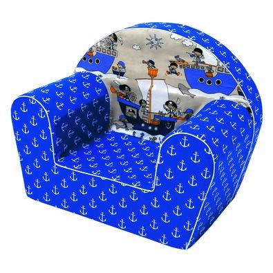 Bino Kalózok gyermek fotel, 42 x 32,7 x 52,5 cm