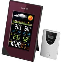 Sencor SWS 280 Stacja pogodowa z kolorowym wyświetlaczem LCD