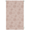 Roleta easyfix Výšivka sivobéžová, 97 x 160 cm