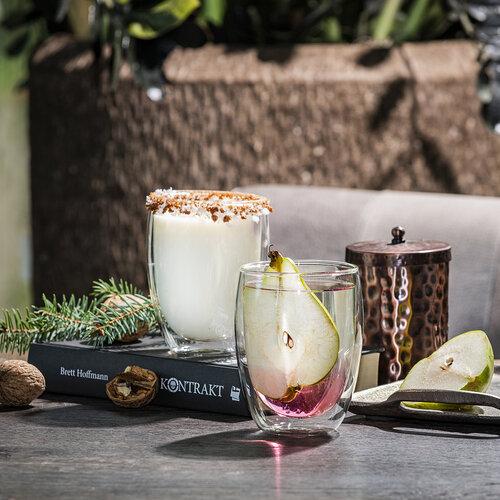4Home Thermo lattés pohár Hot&Cool 350 ml, 2 db