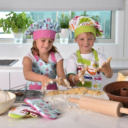 Gyermek konyhai szett lányoknak