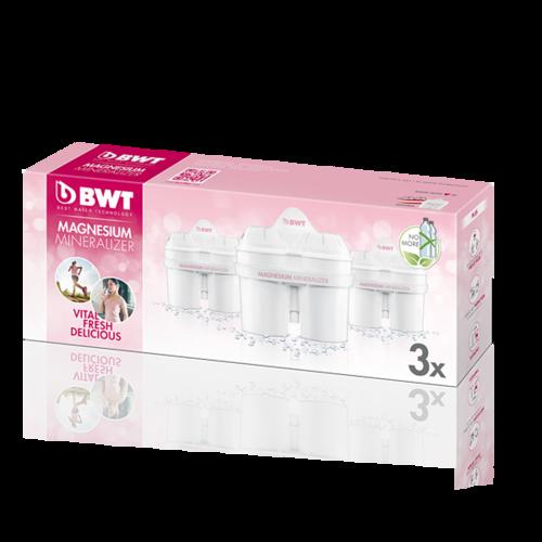BWT Filtry wymienne 3 szt.