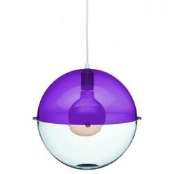 Koziol závěsné svítidlo Orion fialová