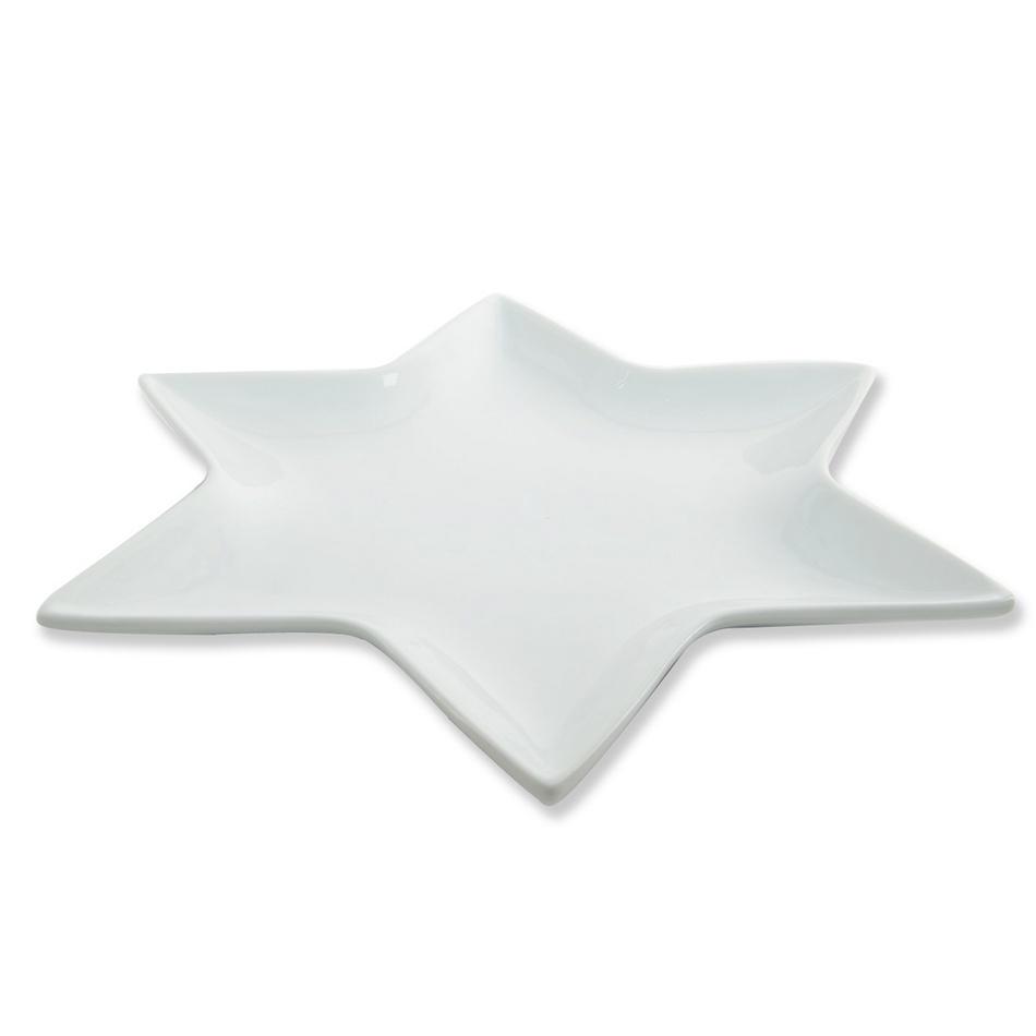 Orion Porcelánový servírovací talíř Star 27 cm