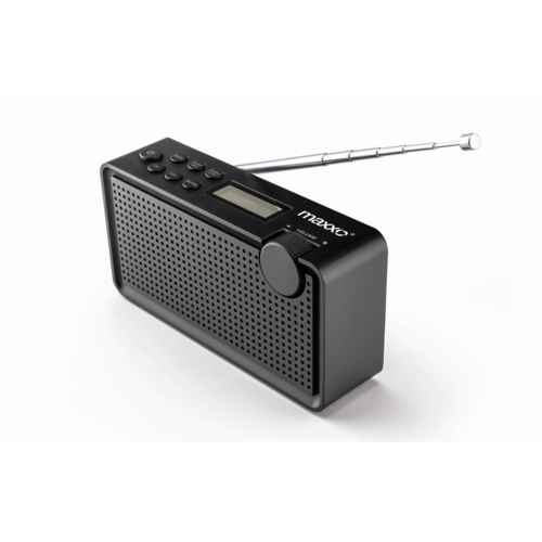 Maxxo DAB+/FM - PB01 rádio