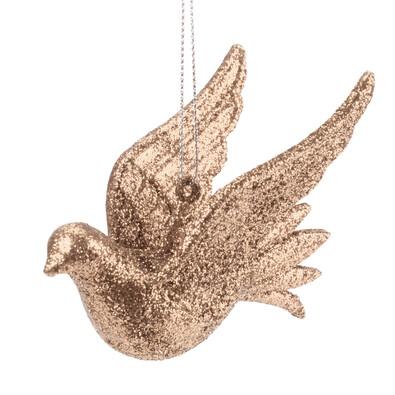 Vánoční ozdoba holubička