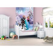 Fototapeta dětská Ledové království 158 x 232 cm