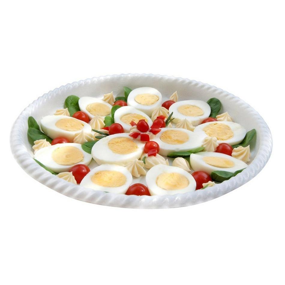Altom Plastový tanier na vajcia, 26,5 cm