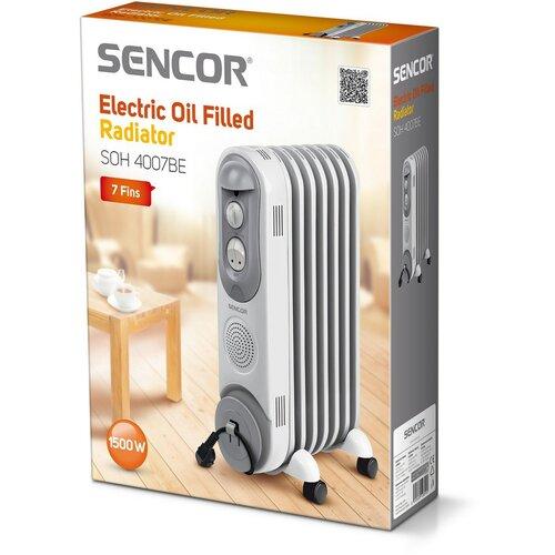 Sencor SOH 4007BE olajradiátor