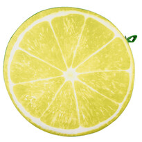 Pernă Jahu Lime, verde, 35 cm