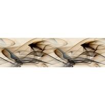 Samolepiaca bordúra Smoke, 500 x 14 cm