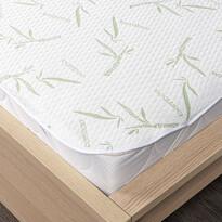 Protecție saltea 4Home Bamboo impermeabilă cu elas