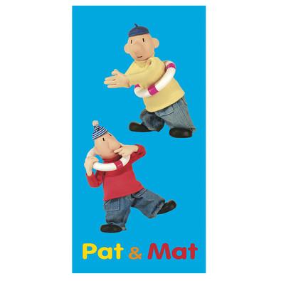 Osuška Pat a Mat, 75 x 150 cm