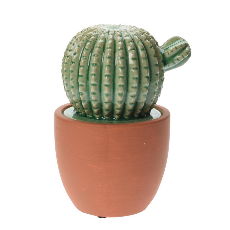 Keramický kaktus v květináči Veracruz