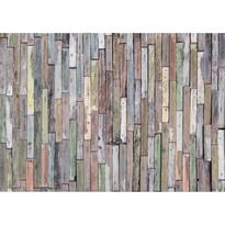 Fototapeta XXL Kolorowe płyty 360 x 270 cm, 4 części