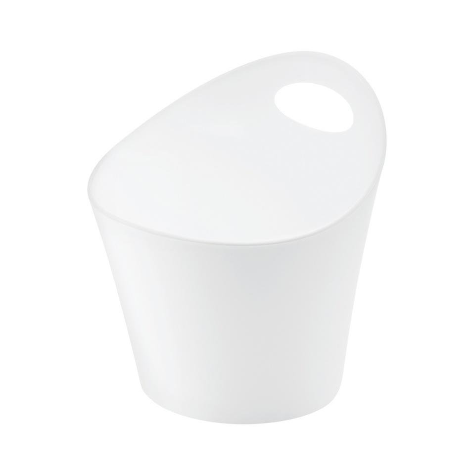 Koziol uchwyt Pottichelli biały, 1,2 l