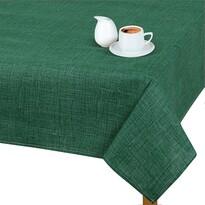 Față de masă Adéla Uni verde închis