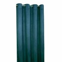 Suedine sötétítő függöny, tengerész kék, 140 x 240 cm, 2 db-os szett