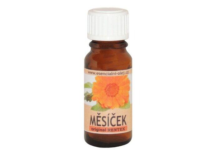 Vonný olej s vôňou nechtík, Rentex