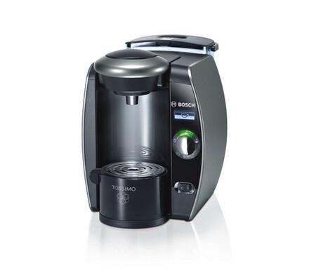 Espresso Bosch Tassimo TAS6515EE titanový