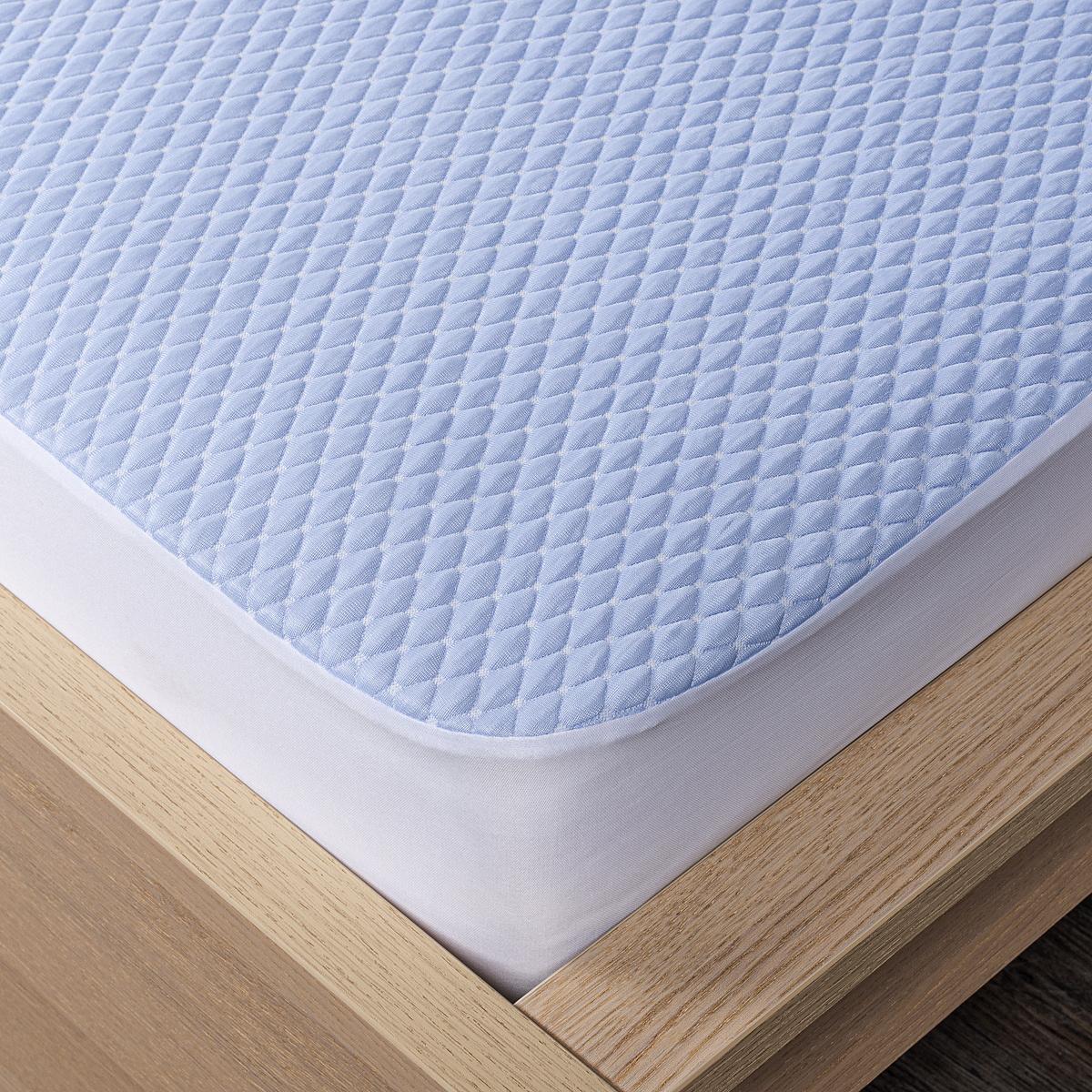 4Home Chladicí chránič matrace s lemem Cooler, 90 x 200 cm