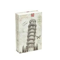 Cutie valori tip carte Pisa, 15 x 24 x 5 cm