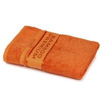 4Home Ręcznik kąpielowy Bamboo Premium pomarańczowy, 70 x 140 cm