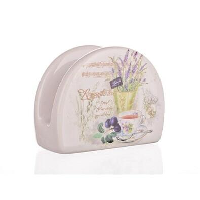 Banquet Lavender Stojak na serwetki