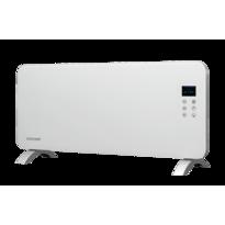 Concept KS4000 skleněný konvektor s montáží na zeď, bílá