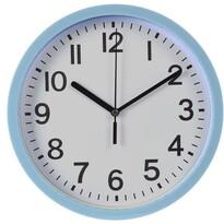Nástěnné hodiny Mackay modrá, 22,5 cm