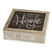 Zásobník na čaj Home