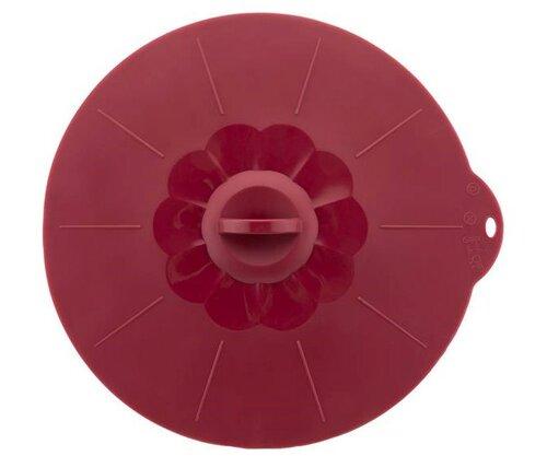Florina Silikónová pokrievka Smart-Multi 23 cm, vínová