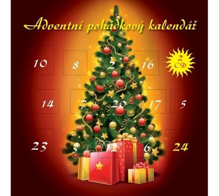 Adventní pohádkový kalendář - 2CD