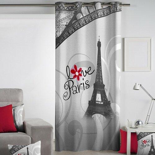 Matějovský Závěs Love Paris, 140 x 260 cm