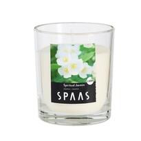 SPAAS Vonná sviečka v skle Spiritual Jasmin, 7 cm