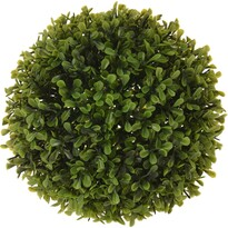 Sztuczny Bukszpan zielony, śr. 18 cm