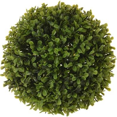 Umělý Buxus zelená, pr.18 cm