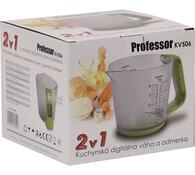 Professor KV 506 kuchyňská váha digitální s odměrkou