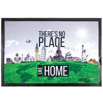 Domarex Wycieraczka Salut There's no Place like Home, 40 x 60 cm