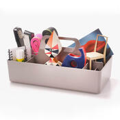 Box na drobnosti WOK 32,7 cm, šedofialová
