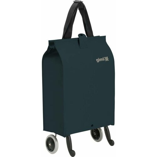 Gimi Nákupná taška na kolieskach Brava Plus modrá, 38 l