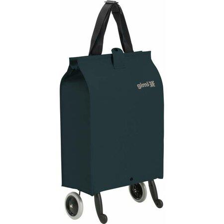 Gimi Brava Plus kerekes bevásárlótáska, kék, 38 l