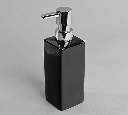Dávkovač mýdla  černý