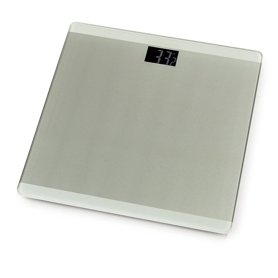 Osobní váha Measure, světle šedá