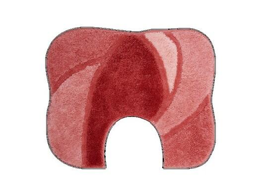 WC předložka Grund REGENT starorůžová, 60x50 cm, růžová, 60 x 50 cm