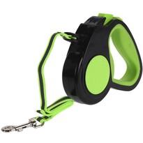 Vodítko pre psov Pet guide zelená, 3 m