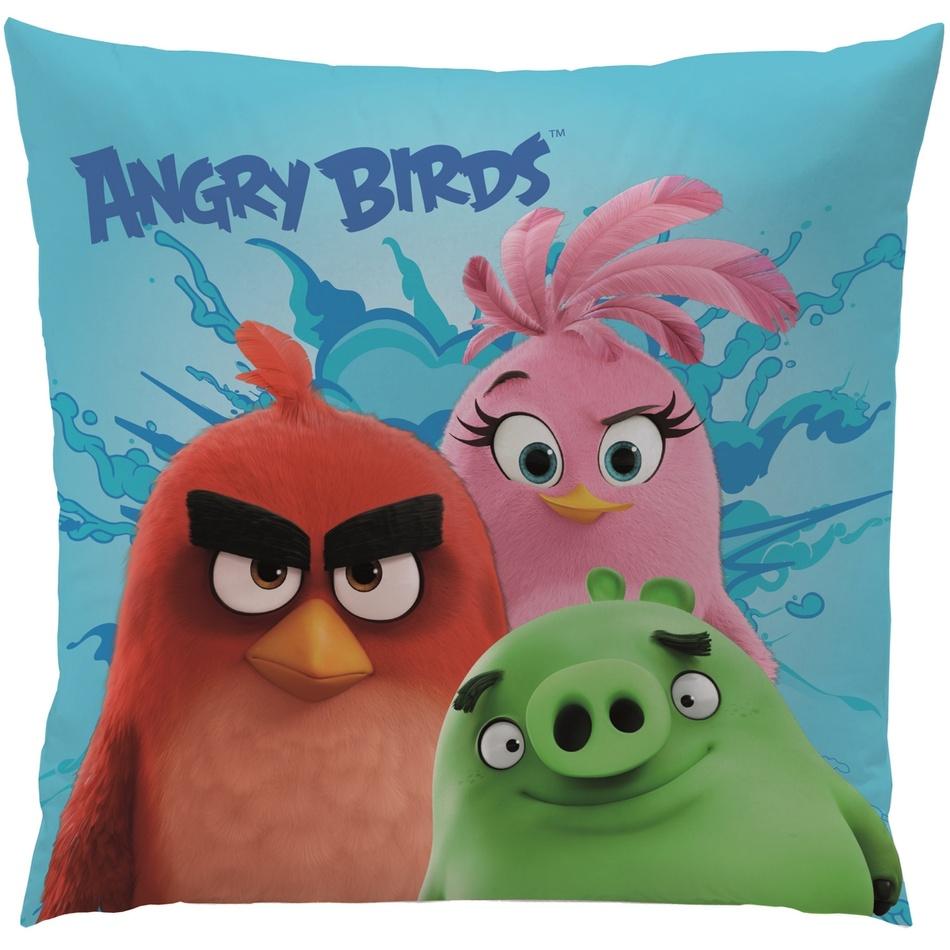 Polštářek Angry Birds Explosion, 40 x 40 cm (204387) od www.4home.cz